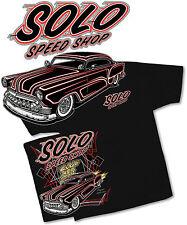 SOLO Speed Shop '53 Chevrolet Kustom T-Shirt - HS #006 Custom Chevy 1953 Tiki