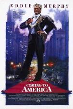 65245 Coming to America Movie Eddie Murphy FRAMED CANVAS PRINT AU