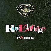ROY ELDRIDGE IN PARIS CD DISQUES VOGUE 1995 BMG MUSIC FREE SHIPPING!!
