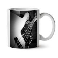 Bass Guitar Jazz Music NEW White Tea Coffee Mug 11 oz | Wellcoda