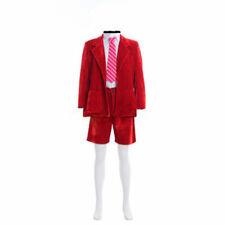 Hot! School Boy Angus Young AC DC School Boy Uniform Cosplay Costume Suit HH.172