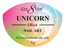 Cre8tion Unicorn Effect Nail Art - 1g