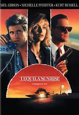 TEQUILA SUNRISE (DVD, 1988, WS) Mel Gibson, Kurt Russell UPC CUT  LN