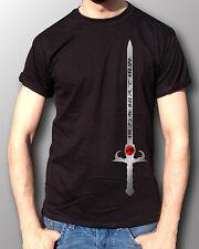 Thundercats 80's 90's Retro Sword of Omens Swag Gift Cotton T-Shirt Mens Black