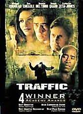 Traffic (DVD, 2001) Michael Douglas, Benicio Del Toro, Catherine Zeta-Jones