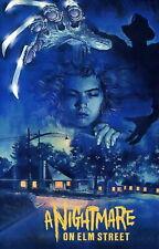 72280 A NIGHTMARE ON ELM STREET Movie Freddy Krueger Wall Print Poster AU