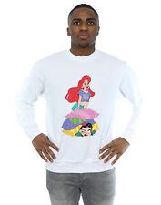 Disney Hombre Wreck It Ralph 2 Ariel And Vanellope Camisa De Entrenamiento