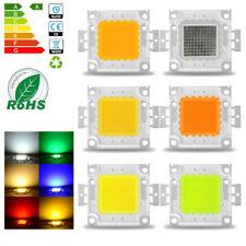 10W 20W 30W 50W 100W LED Chip light SMD Cool Warm White RGB High Power 12V - 32V