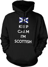 Keep Calm Im Scottish Gaelic Pride Scotland Independence Alba Hoodie Pullover