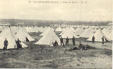 LARZAC CAMP LA CAVALERIE 17 tentes soldats