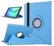 Funda Samsung Galaxy Tab A (9.7) T550 / T555 Azul Celeste Tablet GIRATORIA 360º