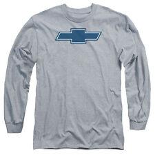 CHEVROLET SIMPLE VINTAGE BOWTIE T-Shirt Men's Long Sleeve