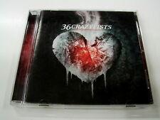 36 CRAZYFISTS A SNOW CAPPED ROMANCE - CD