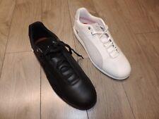 Puma Shoes Future Cat LS SF Scuderia Ferrari Black White 305811