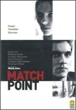 dvd film Match Point (2005)