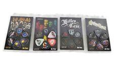Hot Picks Guitar Picks (6) Choose: Def Leppard Judas Priest Maroon 5 Motley Crue