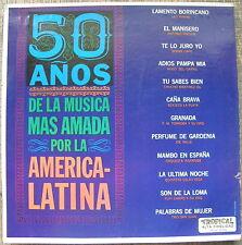 50 Ano De La Musica Mas Amada Por La America Latina TROPICAL