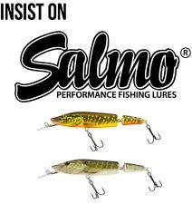 Salmo Jointed Deep Runner Pike 13cm / Pike Zander Lure Plug