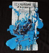 "T-Shirt SAEZ ""J'accuse"""