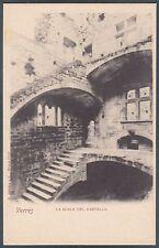 VALLE D'AOSTA VERRÈS 13 VERRES - CASTELLO circa 1900