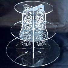 Rond Papillons Design Multi Présentoir Gâteau