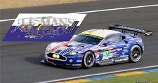 Calcas Aston Martin Vantage Le Mans 2013 97 1:32 1:43 1:24 1:18 slot decals
