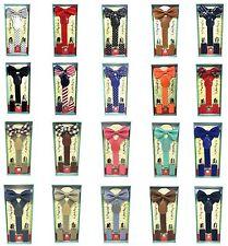 New Matching Wedding Suspender + Bowtie for Kids Toddler Boys Girls w/ Gift Box