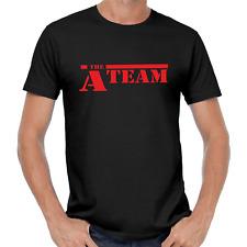 The A-Team ATeam Retro Kult 80s 80er TV US Serie Fan Fanshirt Geschenk T-Shirt