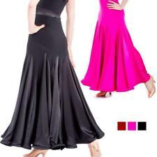 New Latin salsa Cha cha flamenco Ballroom Dance Dress Modern tango Waltz skirt
