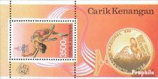 Indonesien Block89 (kompl.Ausg.) postfrisch 1993 Nationale Sportwoche