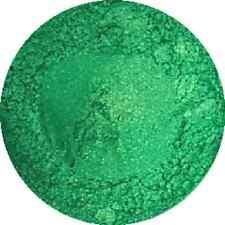 Bejewelled Green Cosmetic Mica Powder 3g-50g Pure Soap Bath Bomb Colour Pigment