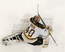 Tuukka Rask Boston Bruins goalie aerial view crease  8x10 11x14 16x20 photo 697