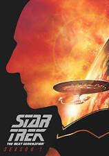 Star Trek: The Next Generation - Season 1 DVD, ,