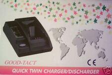 Twincharger Tischladegerät für Nokia 1610 /1611 / Energy