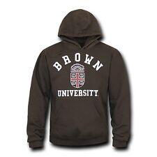 Brown University Bears Pullover Hoodie College Sweatshirt S M L XL 2XL