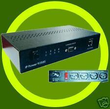 Prises électriques commande par Internet IP Power 9258S
