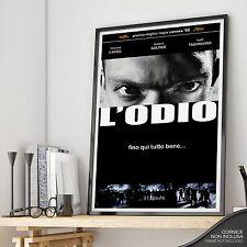 Poster L'Odio (La Haine) Cannes 1995 FINE ART PRINT - Manifesto Affiche Original