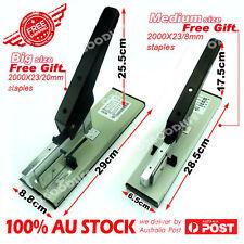 Heavy Duty Large / Medium Stapler Office Stationary FREE 2000XStaples or 4x stap