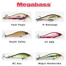 Megabass Prop Darter 80 Hardbaits