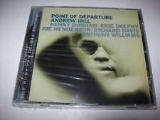 CD ANDREW HILL:POINT OF DEPARTURE BLUE NOTE NUOVO SIGILLATO JAZZ ANNI SESSANTA