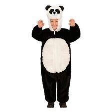 Costume Carnevale Bambino Panda Peluche PS 24941