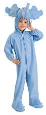 Horton Hears A Who Child Costume Dr. Seuss Elephant Halloween Rubies