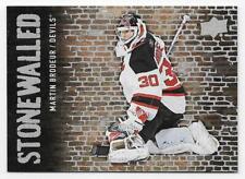 18/19 UPPER DECK SERIES 1 STONEWALLED Hockey (#SW1-SW50) U-Pick From List