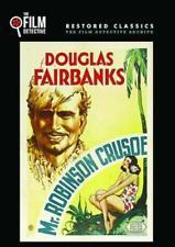 MR. ROBINSON CRUSOE NEW DVD