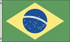 Brazilian National Flag 3x5 Brazil Rio de Janeiro Soccer Football