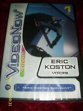 "VIDEONOW COLOR FAMOUS STREET SKATER ERIC KOSTON ""VOICES"" ERIC KOSTER EXCLUSIVE"