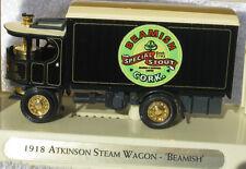 Matchbox 1/43 YGB22-M 1918 Atkinson Steam Wagon - Beamish Beer