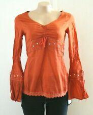 Women  Loose Tops Long Sleeve Pullover Casual Blouse Shirt T-shirt