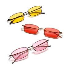 Classic Rectangle Sunglasses Vintage Transparent Eyewear Fashion Eyeglasses c0f0a1424b90