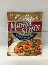 Mama Sita's Menudo Afritada Mix Meat Stew Mix 30g Quantity of 5, 10, or 24